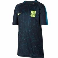 Tricou ' Nike Neymar B Dry SQD Top SS AJ6295 454 pentru baieti pentru copii