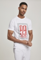Tricou 99 Problems alb Mister Tee