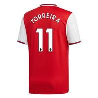 Tricou Acasa adidas Arsenal Lucas Torreira 2019 2020 pentru copii
