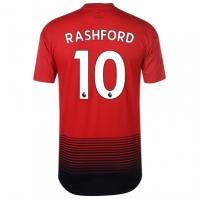 Tricou Acasa adidas Manchester United Marcus Rashford 2018 2019