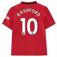 Tricou Acasa adidas Manchester United Marcus Rashford 2019 2020 pentru copii