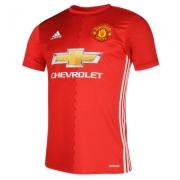 Tricou Acasa adidas Manchester United 2016 2017 pentru Barbati