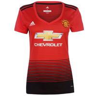 Tricou Acasa adidas Machester United 's 2018 2019 pentru Femei