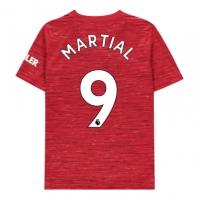 Tricou Acasa adidas Manchester United Anthony Martial 2020 2021 pentru copii