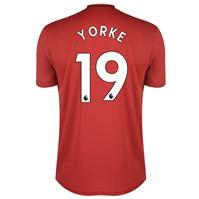 Tricou Acasa adidas Manchester United Dwight Yorke 2019 2020