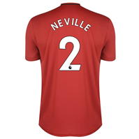 Tricou Acasa adidas Manchester United Gary Neville 2019 2020