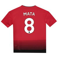Tricou Acasa adidas Manchester United Juan Mata 2018 2019 pentru copii
