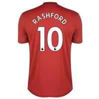 Tricou Acasa adidas Manchester United Marcus Rashford 2019 2020
