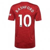 Tricou Acasa adidas Manchester United Marcus Rashford 2020 2021