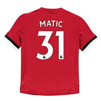 Tricou Acasa adidas Manchester United Matic 2017 2018 pentru copii