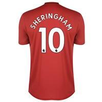 Tricou Acasa adidas Manchester United Teddy Sheringham 2019 2020