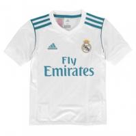 Tricou Acasa adidas Real Madrid 2017 2018 pentru copii