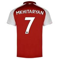 Tricou Acasa Puma Arsenal Henrikh Mkhitaryan 2017 2018