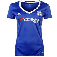 Tricou Acasa adidas Chelsea 2016 2017 pentru Femei