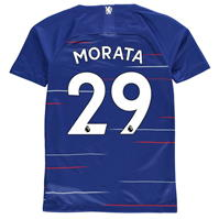 Tricou Acasa Nike Chelsea Alvaro Morata 2018 2019 pentru copii