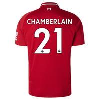 Tricou Acasa New Balance Liverpool Alex Oxlade Chamberlain 2018 2019