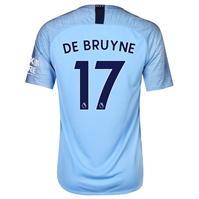 Tricou Acasa Nike Manchester City Kevin De Bruyne 2018 2019