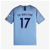 Tricou Acasa Nike Manchester City Kevin De Bruyne 2018 2019 pentru copii