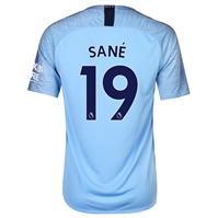 Tricou Acasa Nike Manchester City Leroy Sane 2018 2019