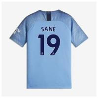 Tricou Acasa Nike Manchester City Leroy Sane 2018 2019 pentru copii