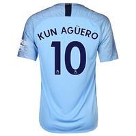 Tricou Acasa Nike Manchester City Sergio Aguero 2018 2019
