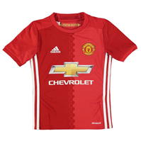 Tricou Acasa adidas Manchester United 2016 2017 pentru baietei