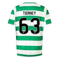 Tricou Acasa   New Balance Balance Celtic Kieran Tierney 2018 2019 pentru copii