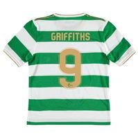 Tricou Acasa New Balance Celtic Griffiths 2017 2018 pentru copii