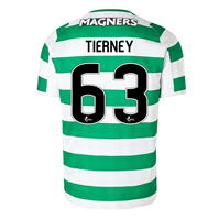 Tricou Acasa   New Balance Celtic Kieran Tierney 2018 2019