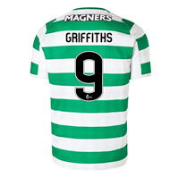 Tricou Acasa New Balance Celtic Leigh Griffiths 2018 2019