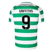 Tricou Acasa   New Balance Celtic Leigh Griffiths 2018 2019