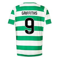 Tricou Acasa   New Balance Celtic Leigh Griffiths 2018 2019 pentru copii