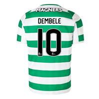 Tricou Acasa New Balance Celtic Moussa Dembele 2018 2019