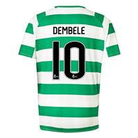 Tricou Acasa New Balance Celtic Moussa Dembele 2018 2019 pentru copii