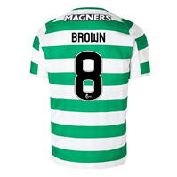 Tricou Acasa New Balance Celtic Scott maro 2018 2019