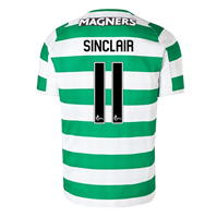 Tricou Acasa New Balance Celtic Scott Sinclair 2018 2019