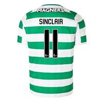 Tricou Acasa   New Balance Celtic Scott Sinclair 2018 2019