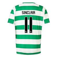 Tricou Acasa New Balance Celtic Scott Sinclair 2018 2019 pentru copii