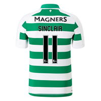 Tricou Acasa New Balance Celtic Scott Sinclair 2019 2020