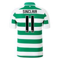 Tricou Acasa New Balance Celtic Scott Sinclair 2019 2020 pentru copii