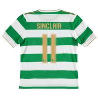 Tricou Acasa New Balance Celtic Sinclair 2017 2018 pentru copii