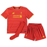 Tricou Acasa New Balance Liverpool Mini 2016 2017