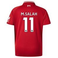 Tricou Acasa New Balance Liverpool Mohamed Salah 2018 2019 pentru copii