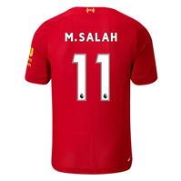 Tricou Acasa New Balance Liverpool Mohamed Salah 2019 2020 pentru copii