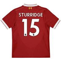 Tricou Acasa New Balance Liverpool Sturridge 2017 2018 pentru copii
