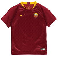 Tricou Acasa Nike AS Roma 2018 2019 pentru copii