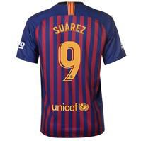 Tricou Acasa Nike Barcelona Luis Suarez 2018 2019