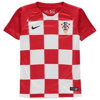 Tricou Acasa Nike Croatia 2018 pentru copii