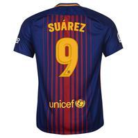 Tricou Acasa Nike FC Barcelona Suarez 2017 2018