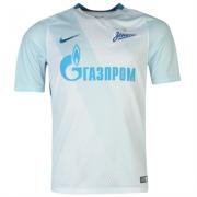 Tricou Acasa Nike FC Zenit Saint Petersburg 2016 2017 pentru Barbati